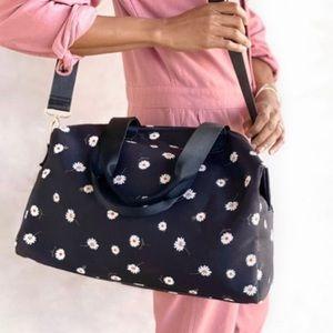 Alice+Olivia Daisy Print Duffel Bag